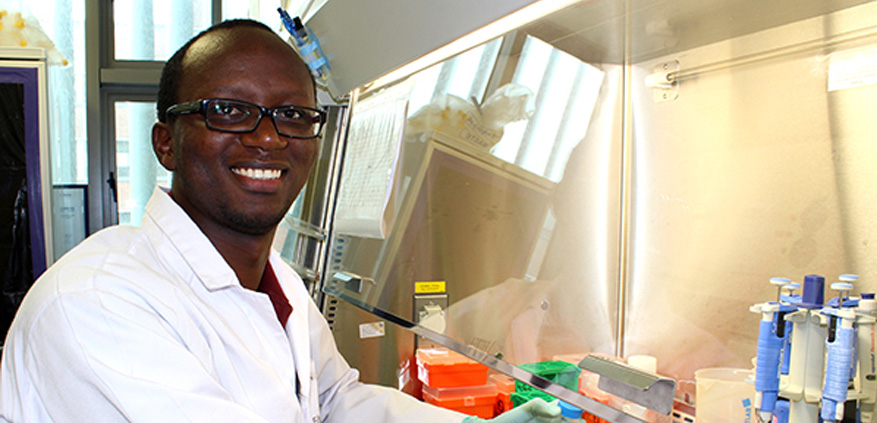 K-RITH postdoc awarded NRF Fellowship for HIV research | Africa