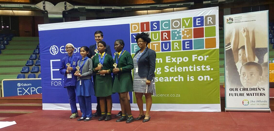 AHRI supports Eskom Expo for Young Scientists