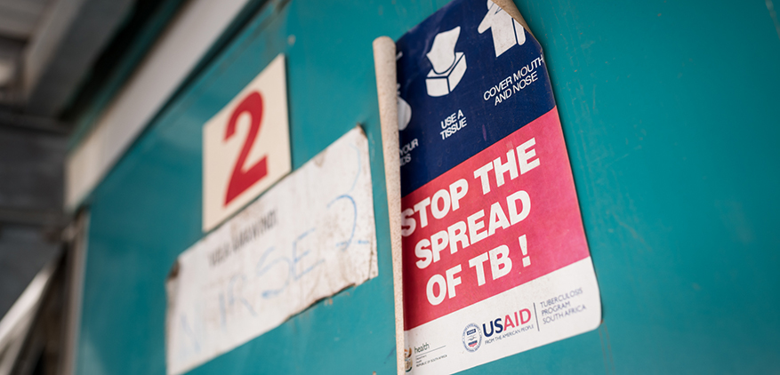 Pioneering research project to tackle the spread of drug-resistant TB