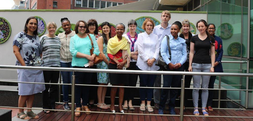Kick-off meeting for innovative project to tackle TB in KZN & Western Cape
