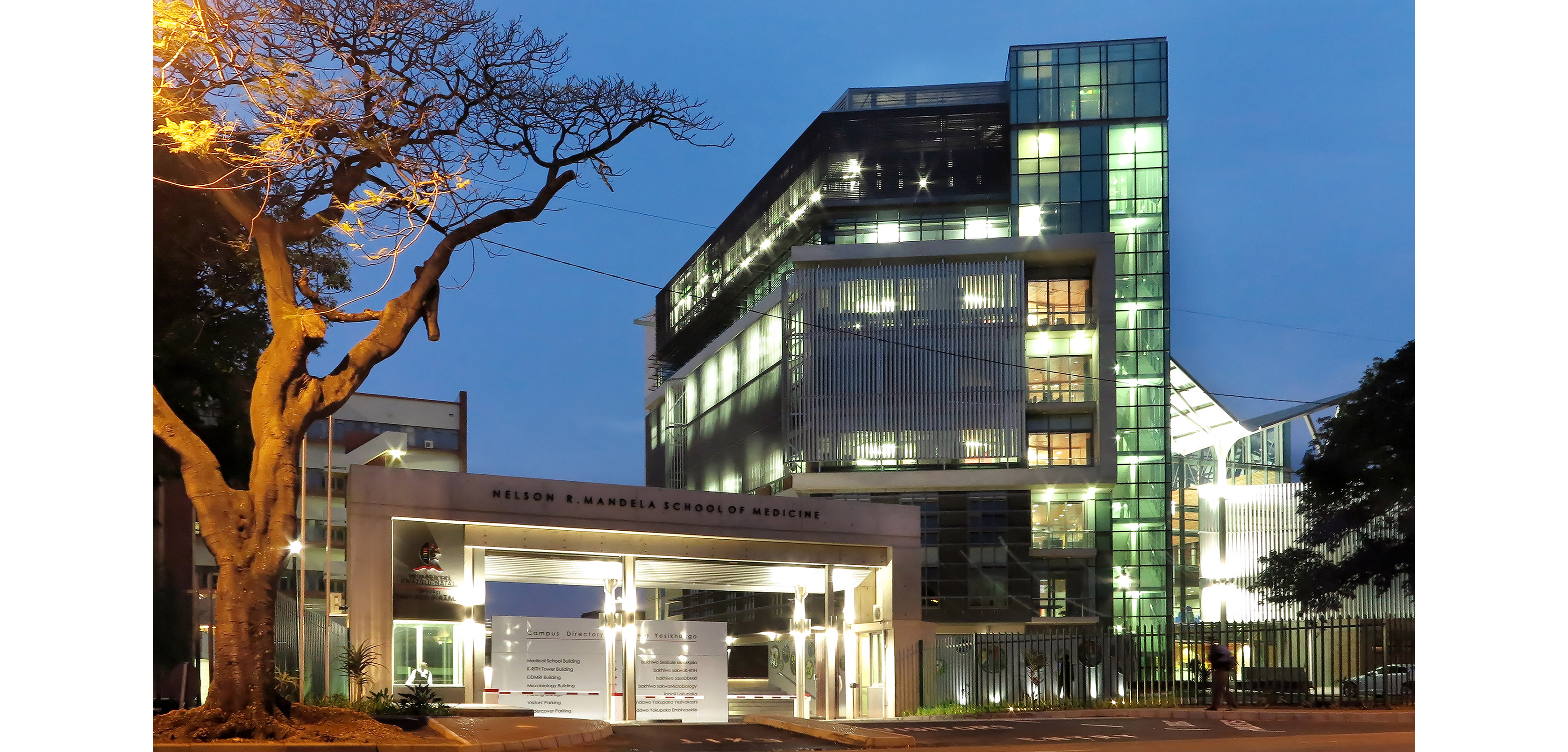 National architecture award for UKZN's K-RITH Tower Building