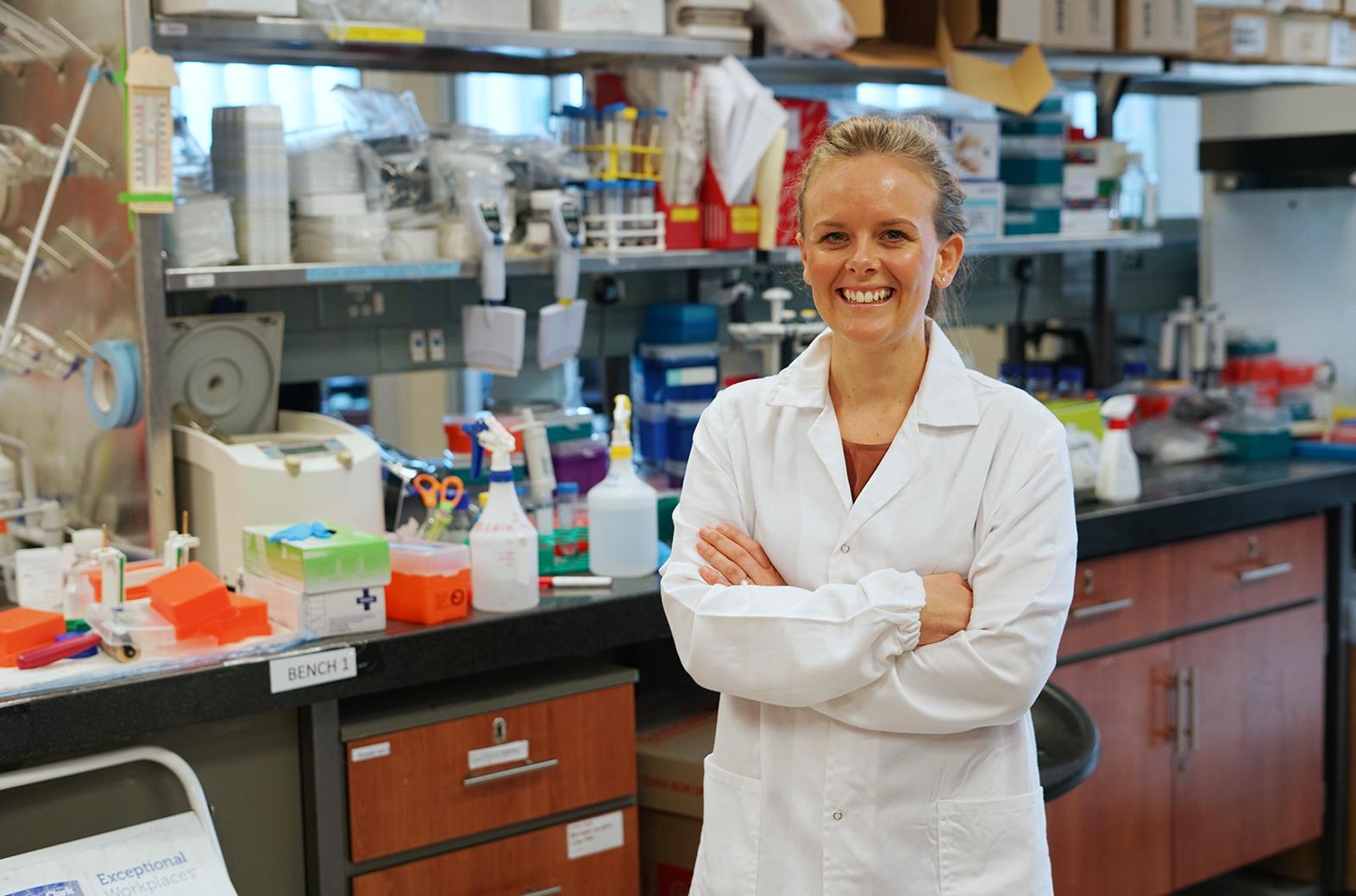 AHRI celebrates a new PhD graduate