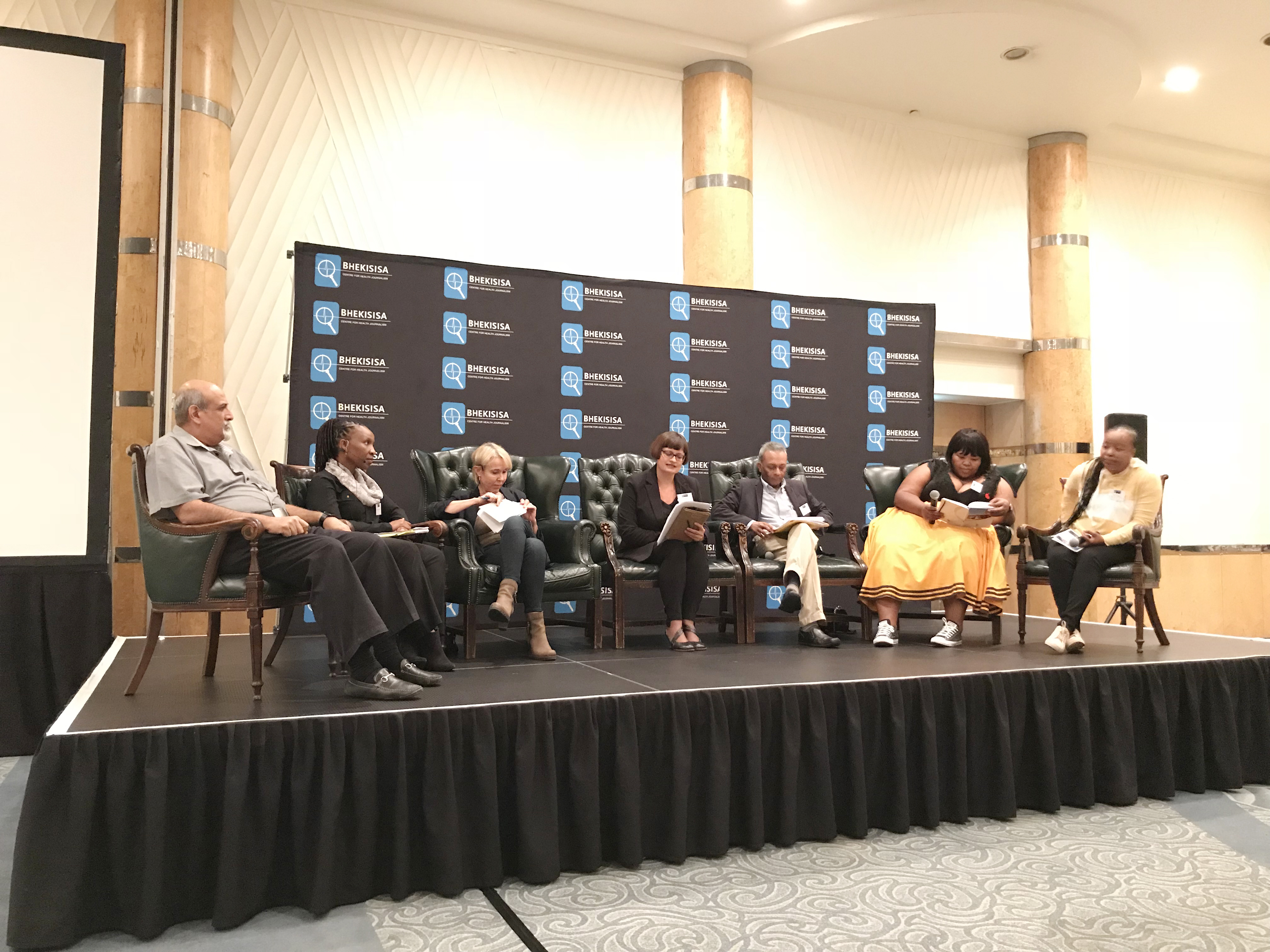 Bhekisisa Policy Dialogue on age disparate sex