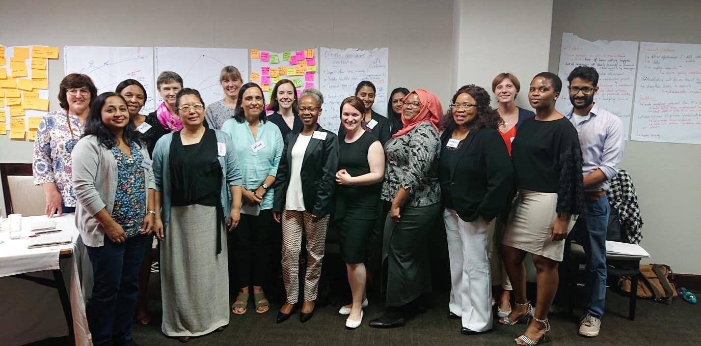 Umoya omuhle project hosts expert workshop on TB transmission